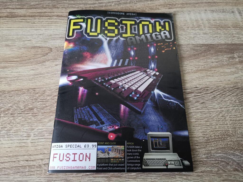 Fusion Amiga Magazine