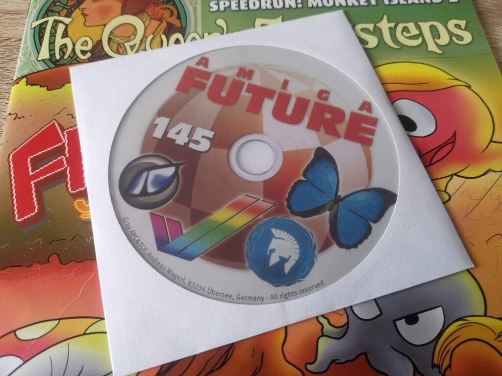 Amiga Future #145