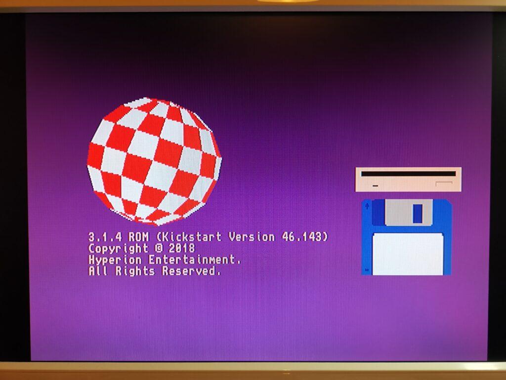 Kickstart 3.1.4 ROMS