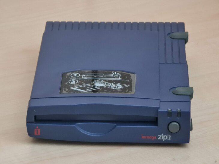Zip Drive Amiga