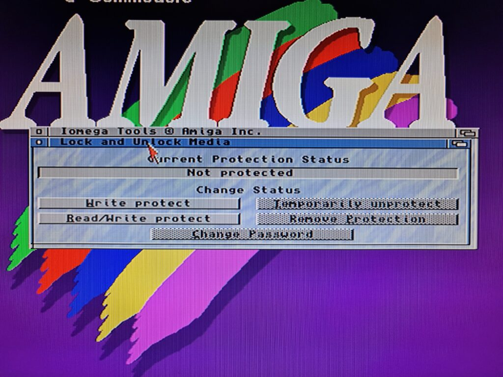 Amiga IoTools