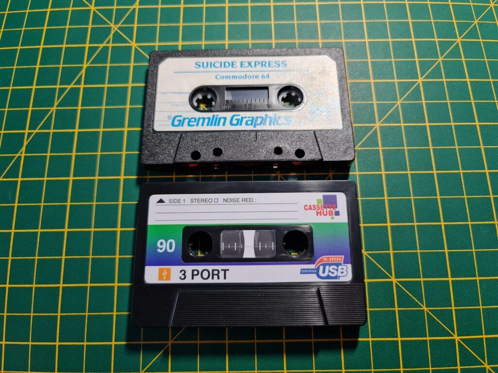 USB Cassette Hub