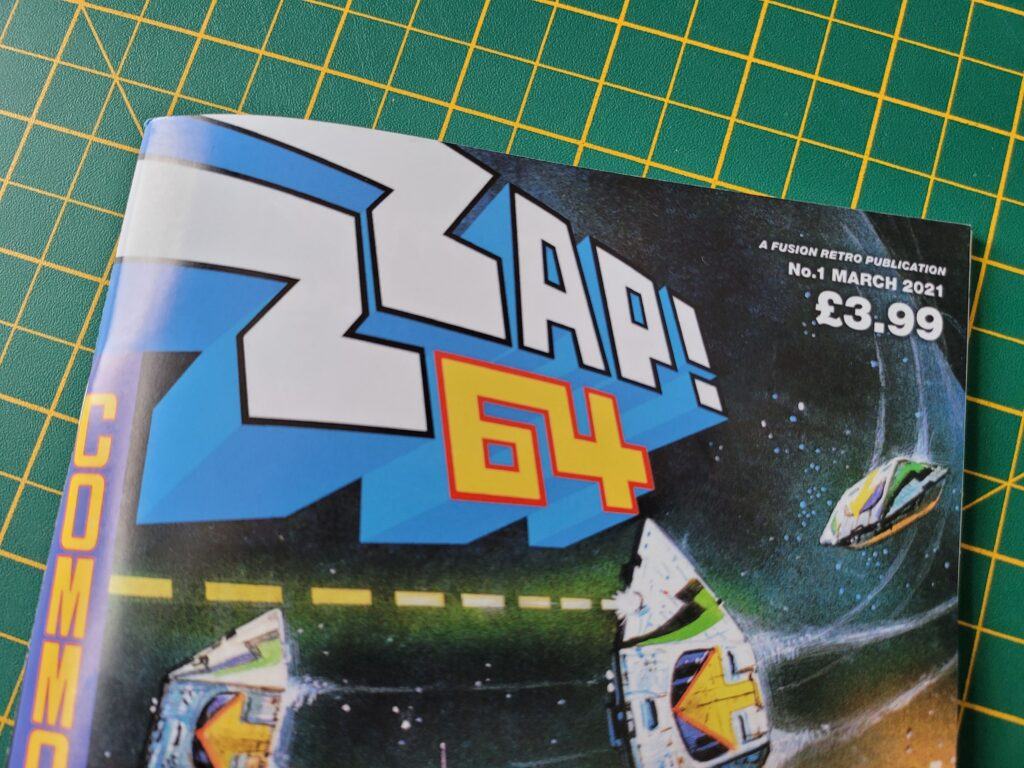 Zzap! 64 Issue 1
