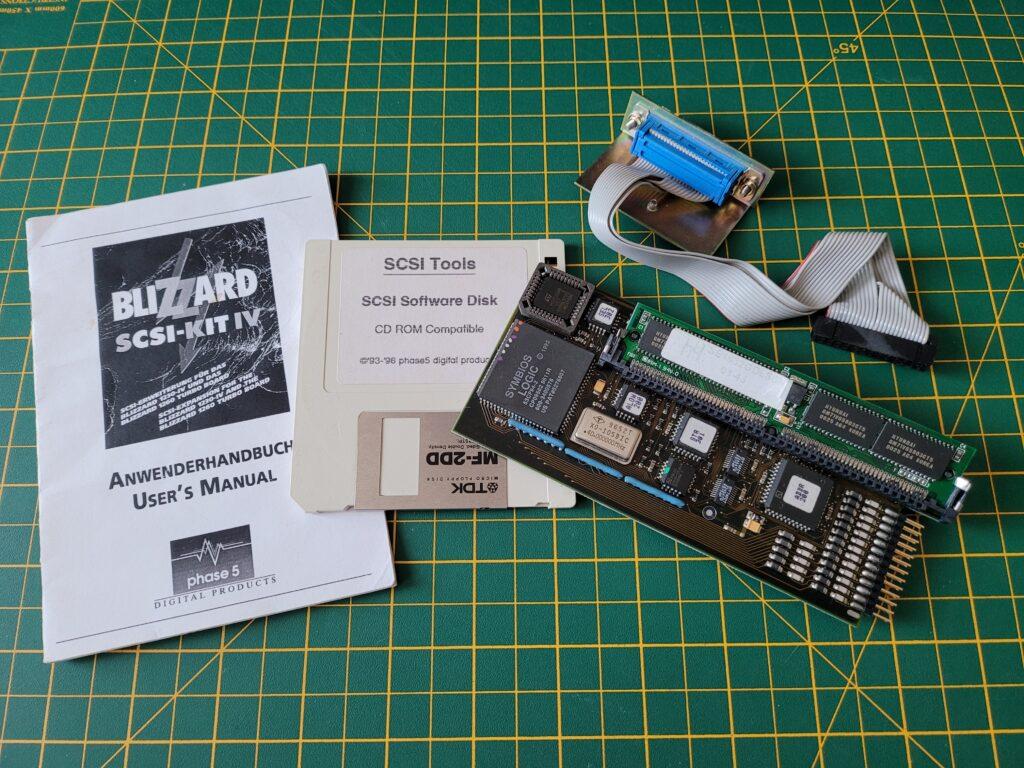 Blizzard SCSI