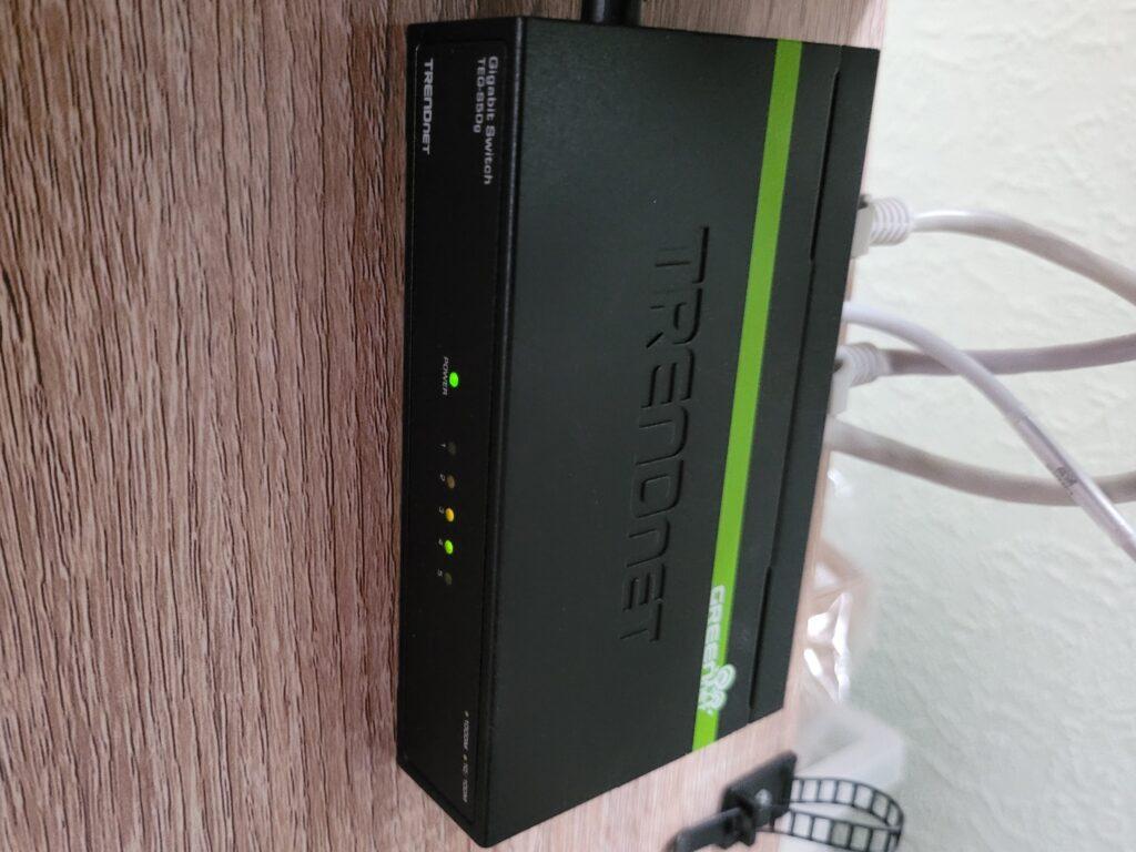 Trendnet Gigabit Switch
