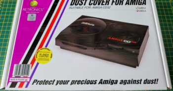 CD32 Dust Cover