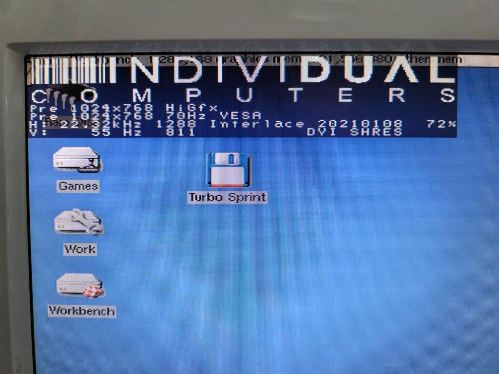 Indivision AGA Mk3