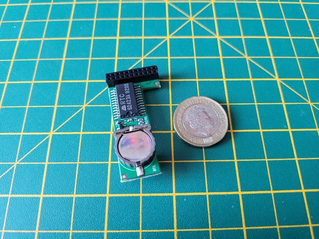 AmigaKit Real Time Clock and Sensors Module