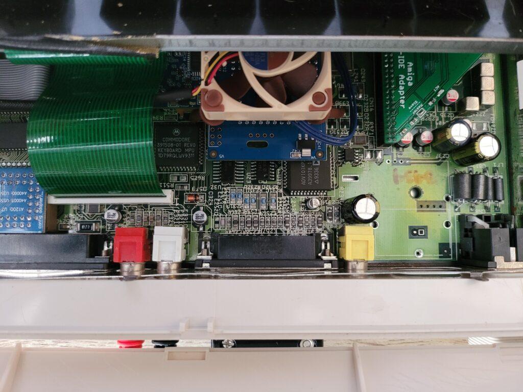 Amiga cooling fan