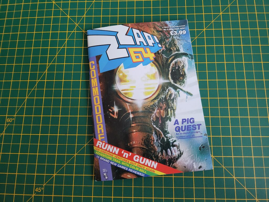 Zzap! 64 issue 2