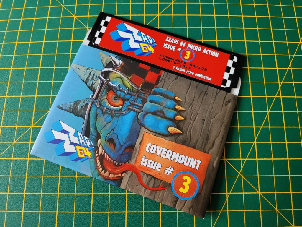 Zzap! 64 issue 3